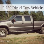 f250 Diesel Tow Vehicle