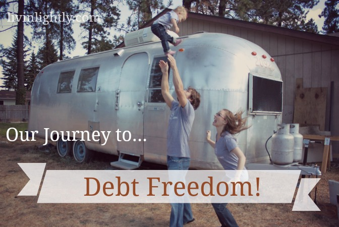 Our journey to debt FREEDOM!