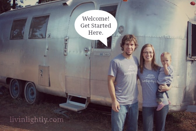 WELCOME! Get Started Here