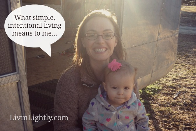 What Intentional Living Means to Me – Interview with Shae