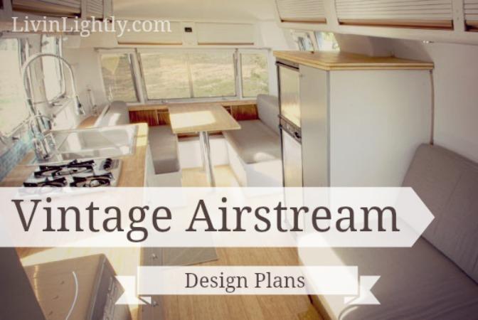 Vintage Airstream Design Plans
