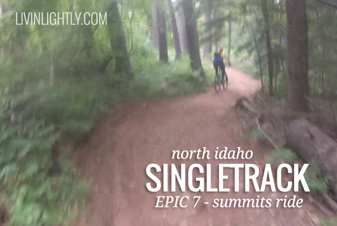 IDAHO SINGLETRACK – Epic 7 Summits Ride