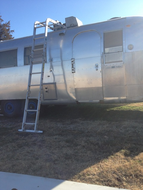 airstream ladder