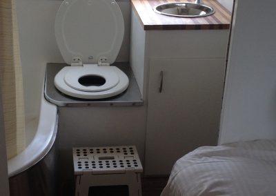 Efficent Bathroom