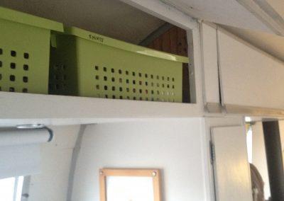 Bulkhead Storage