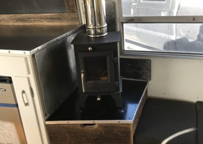 Dwarf Model S Small Stove